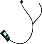 Black MP3000-2