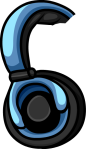 Blue Headphones2