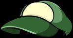 Green Baseball Cap2
