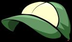 Green Baseball Cap5