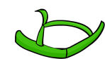 Green Flip Flops2