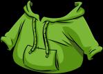 Green Hoodie2