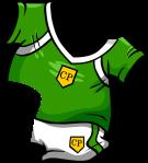 Green Soccer Jersey2