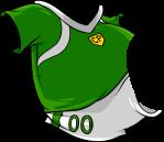 Green Soccer Jersey3