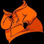 Orange Hoodie1