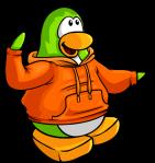 Orange Hoodie2