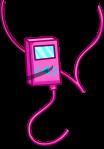 Pink MP3000-2