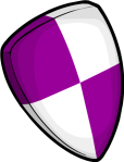 Purple Shield