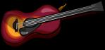 Starburst Guitar