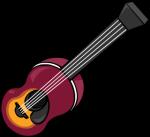 Starburst Guitar2
